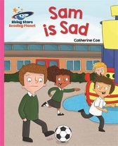 Reading Planet - Sam is Sad - Pink A