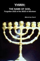 Boek cover Yhwh van MikaEl Ben David