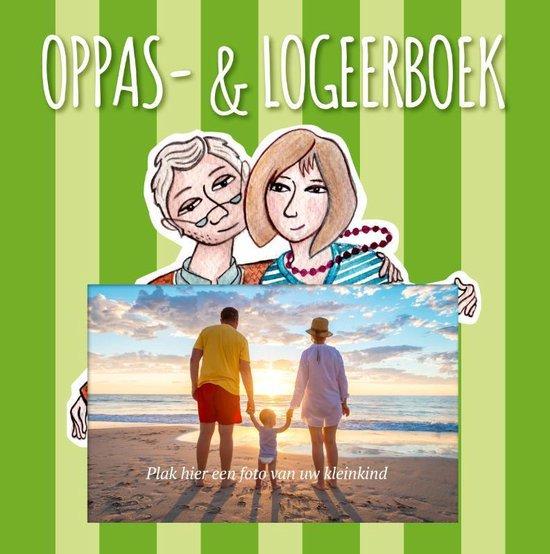 Oppas-& logeerboek - Mineke van Dooren |