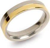 Boccia Titanium 0129-02 Ring - Titanium - Bicolor