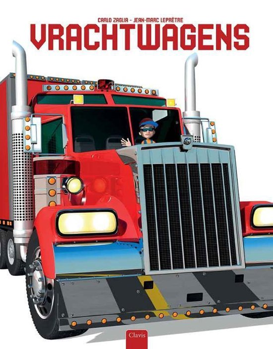 Vrachtwagens - Carlo Zaglia |