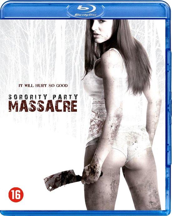 Cover van de film 'Sorority Party Massacre'