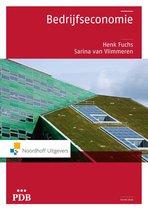 Boek cover Bedrijfseconomie van S.J.M. van Vlimmeren
