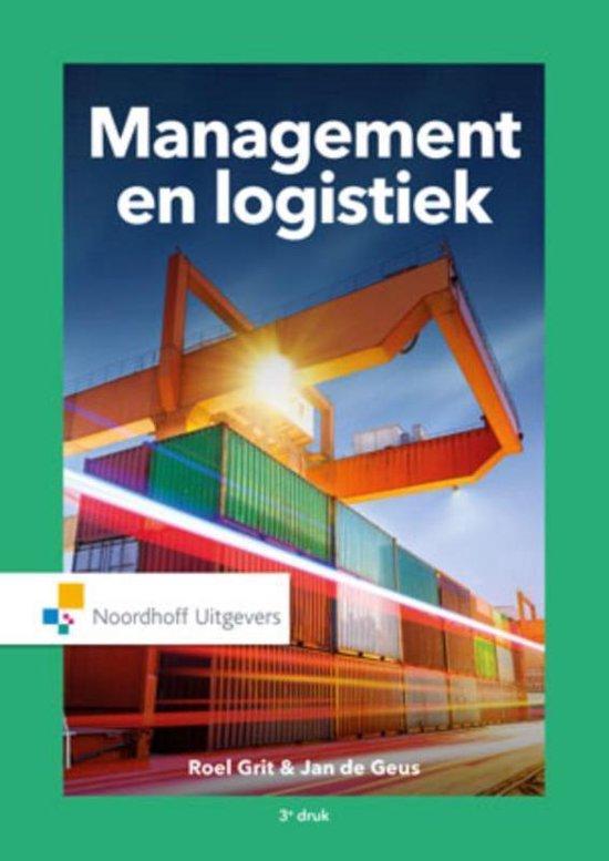 Management en logistiek - Roel Grit |
