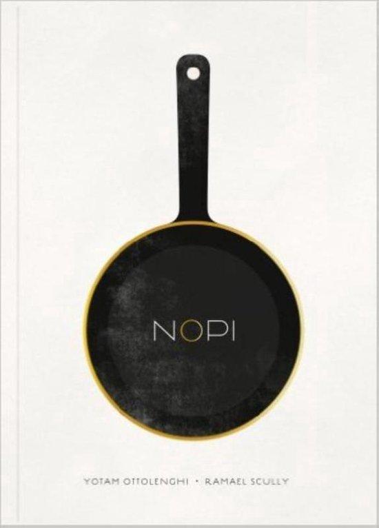 Boek cover NOPI van Yotam Ottolenghi (Hardcover)