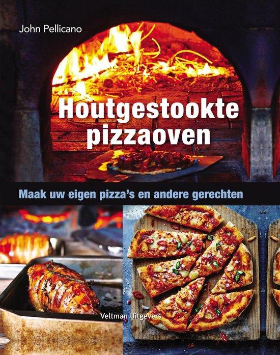 Boek John Pellicano – houtgestookte pizzaovens