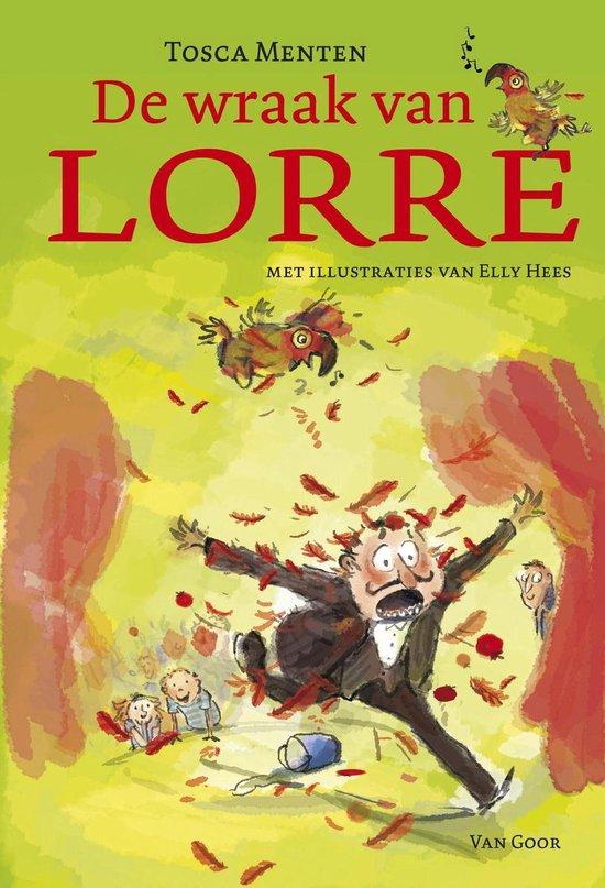 De wraak van Lorre - Tosca Menten  