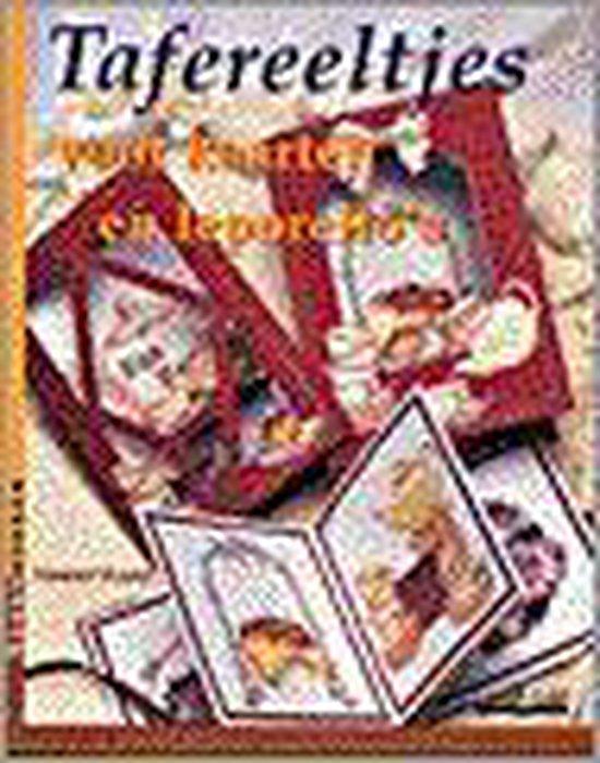 Tafereeltjes voor kaarten en leporello's - Hanny Vlaar  