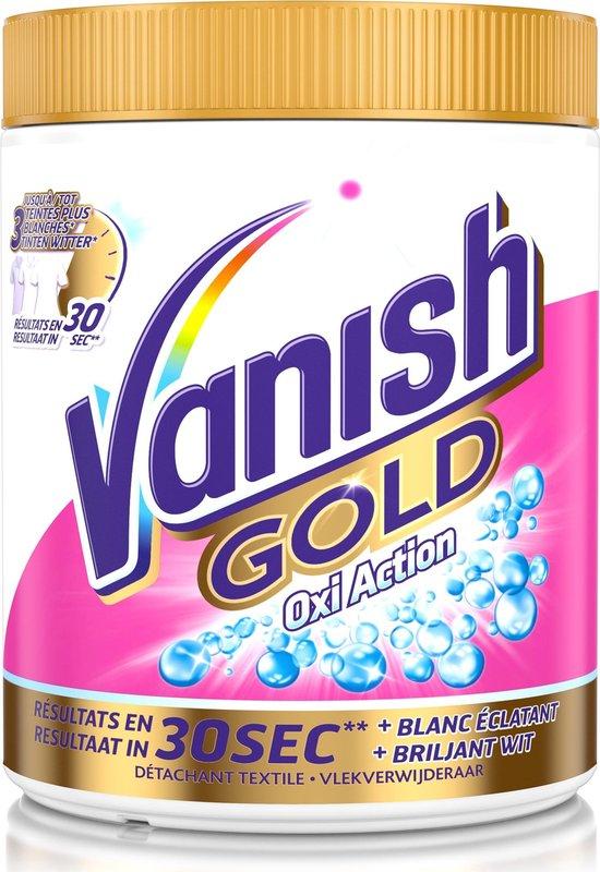 Vanish Gold Poeder Witte Was Vlekverwijderaar - 1.050 g