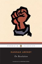 Boek cover On Revolution van Hannah Arendt