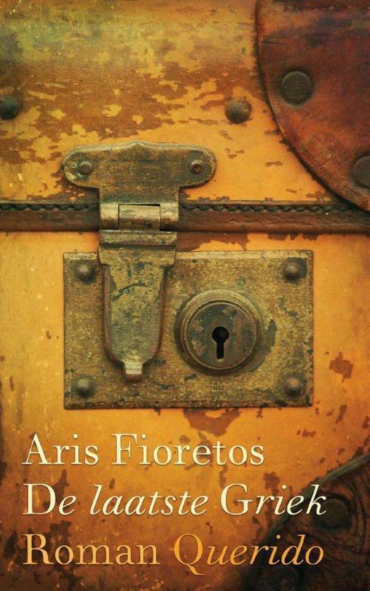 De laatste Griek - Aris Fioretos  