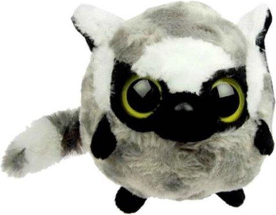 Yoohoo Lemur Balloon,Ca.12,5Cm, Pl?sch