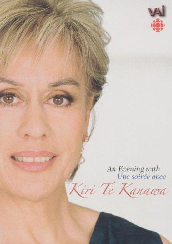 Cover van de film 'An Evening With Kiri Te K'