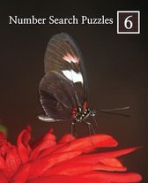 Number Search Puzzles 6