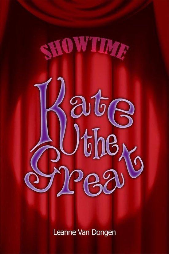 Omslag van Kate the Great