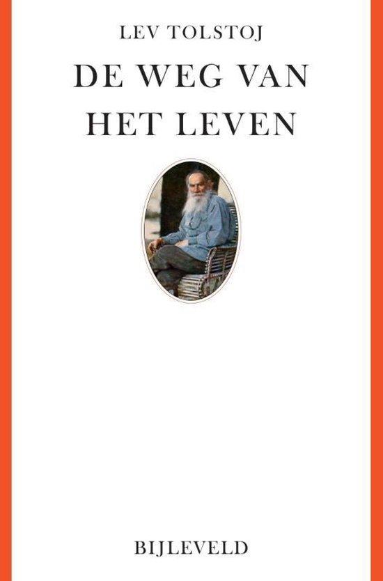 Boek cover De weg van het leven van Lev Nikolajevitsj Tolstoj (Paperback)