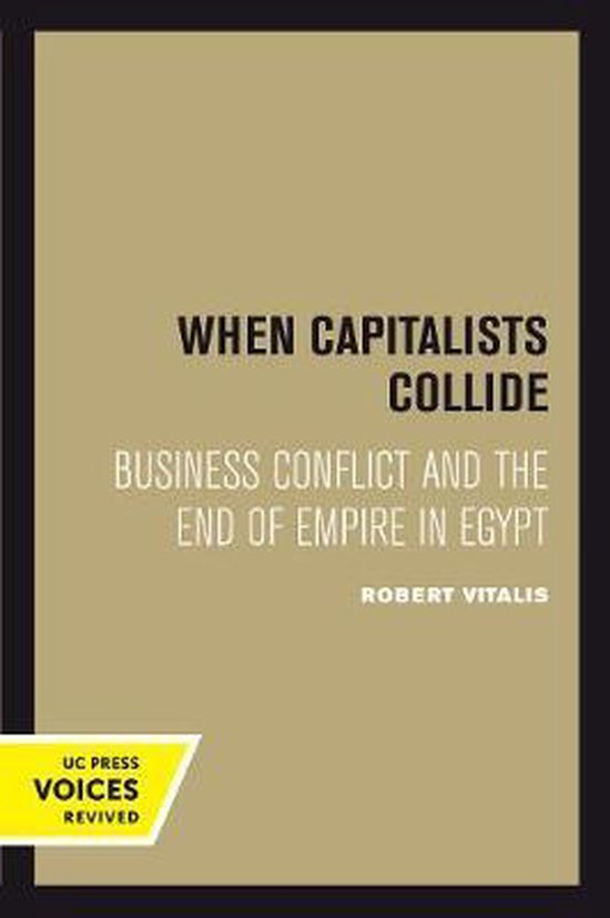 When Capitalists Collide