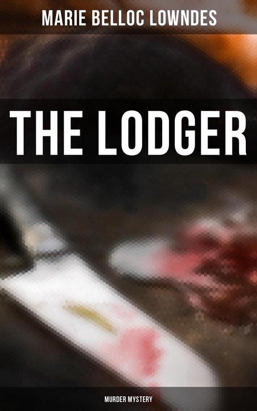 Omslag van THE LODGER (Murder Mystery)