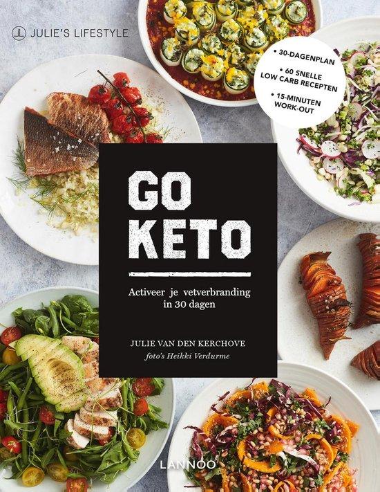 Go Keto - Julie van den Kerchove |