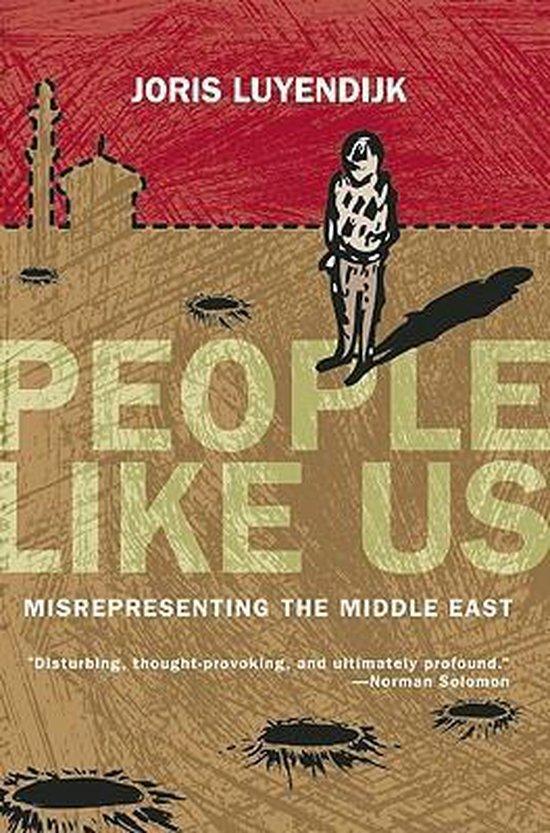 Boek cover People Like Us van Joris Luyendijk (Paperback)