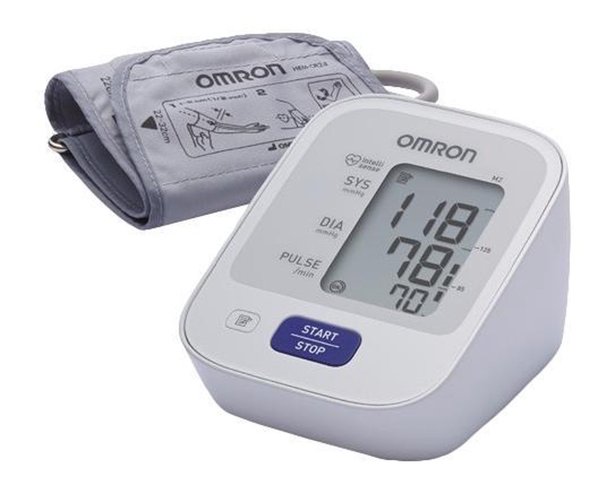 OMRON M2 Bovenarm Bloeddrukmeter
