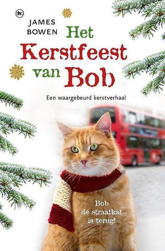 Het kerstfeest van Bob - James Bowen  