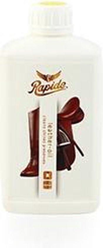 Lederolie Bruin Rapide 500 ml
