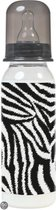 Rock Star Baby Babyfles Zebra  (250 ml)