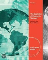 Boek cover The Evolution of Economic Thought (with InfoTrac® 1-Semester, Economic Applications Online Product Printed Access Card), International Edition van Randy R. Grant (Paperback)