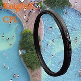 Polarisatie Filter - 67 MM - Circulair CPL Foto Lens Filter - Voor Canon / Nikon / Sony Camera