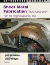 Omslag Sheet Metal Fabrication: Techniques and Tips for Beginners and Pros