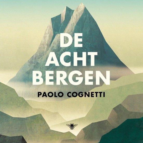 Boekomslag voor De acht bergen