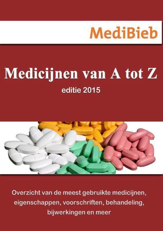 MediBieb 20 - Medicijnen van A tot Z - Medica Press |
