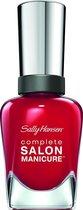 Sally Hansen Complete Salon Manicure Right Said Red 570