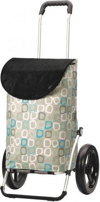 Andersen Royal Shopper Lome Grey - Boodschappentrolley