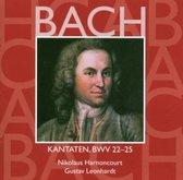 Bach, Js:Cantatas Wbv Nos 22-25