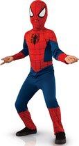RUBIES FRANCE - Ultimate Spiderman kostuum voor jongens - 110/116 (5-6 jaar) - Kinderkostuums