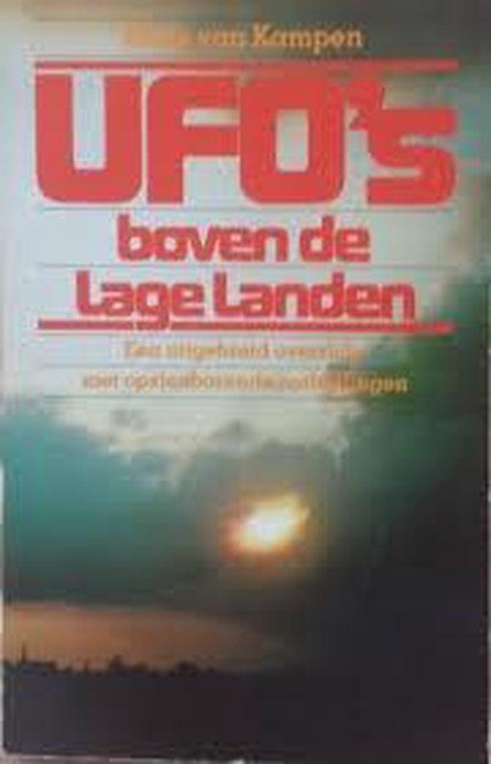 Ufo s boven de lage landen - Kampen  