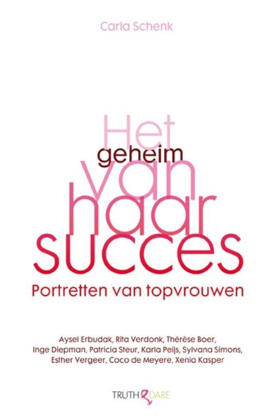 Het geheim van haar succes - Carla Schenk pdf epub