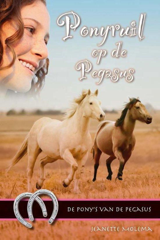 Ponyruil op de Pegasus - Jeanette Molema | Readingchampions.org.uk