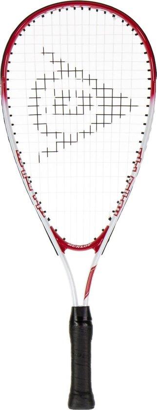 Dunlop SquashracketKinderen  - wit/rood/zwart