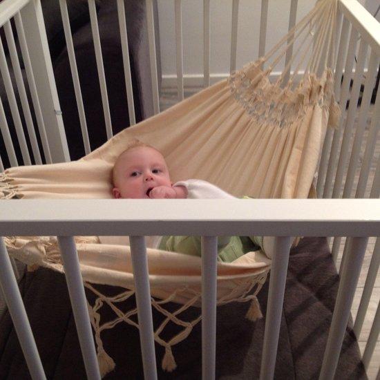 Product: Baby hangmat Forro, van het merk Maranon