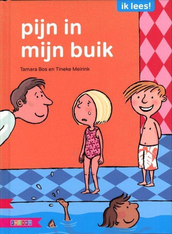 Ik lees! - Pijn in mijn buik - Tamara Bos   Fthsonline.com