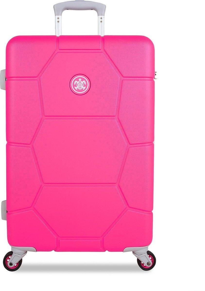 Caretta - Hot Pink - Reiskoffer (65 cm)