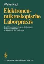Boek cover Elektronenmikroskopische Laborpraxis van Walter Nagl