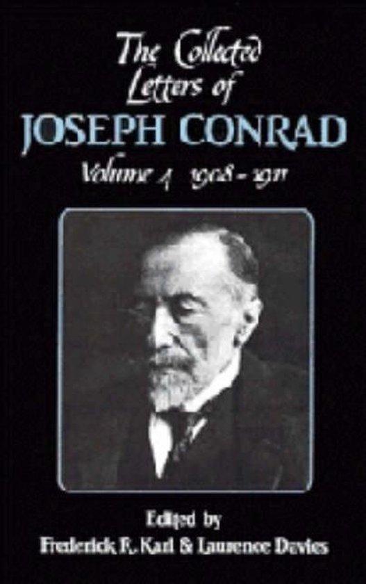Boek cover The Collected Letters of Joseph Conrad van Joseph Conrad (Hardcover)