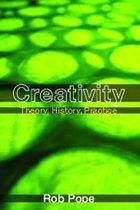 Boek cover Creativity van Rob Pope