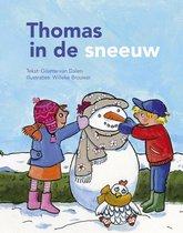 Thomas 7 - Thomas in de sneeuw