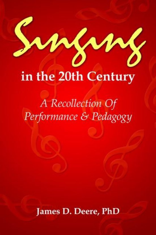 Singing in the 20th Century