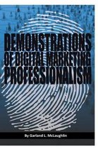 Demonstrations of Digital Marketing Professionalism